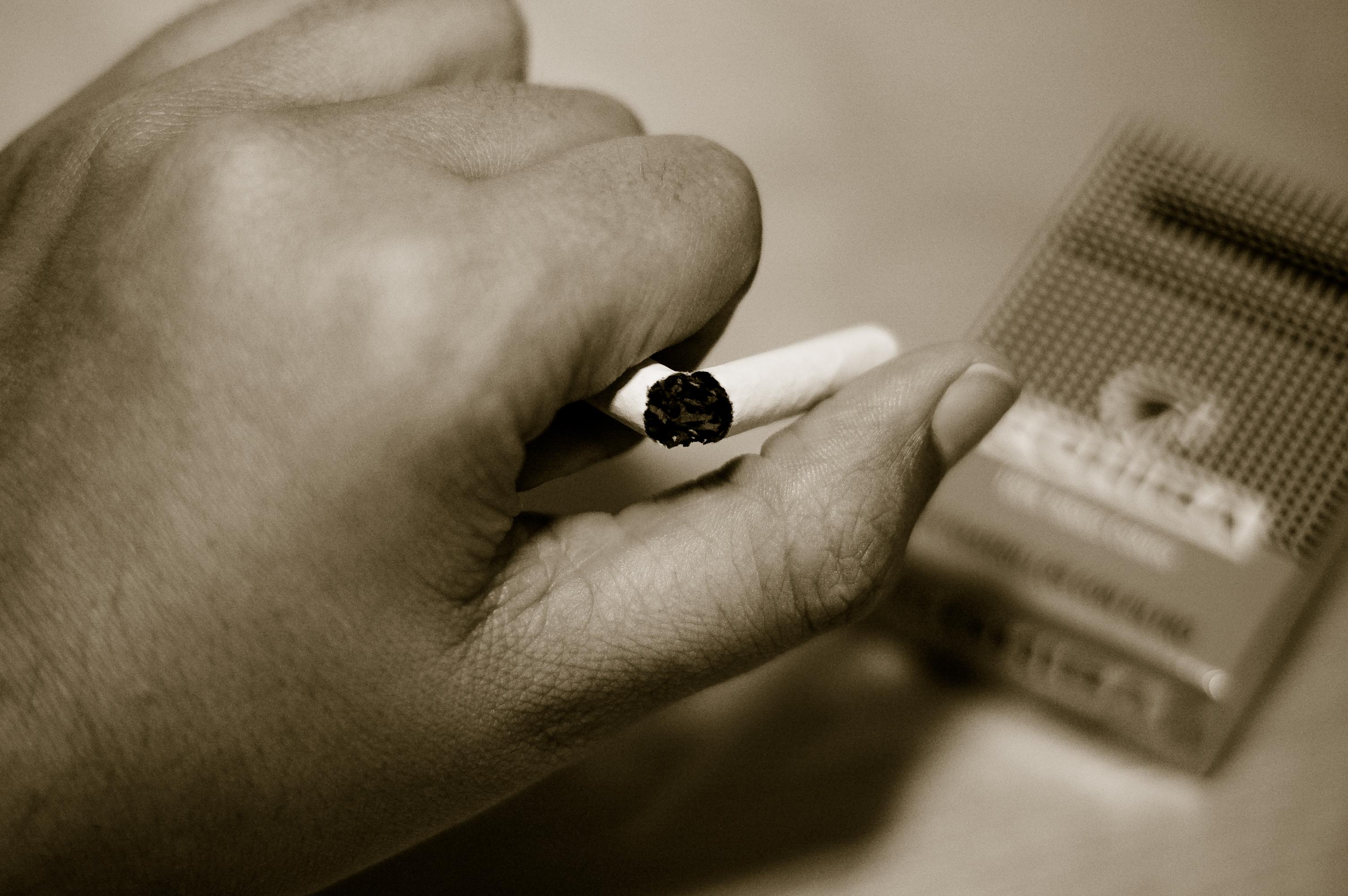 Rauchen aufhoren ganz gut luft bekommen
